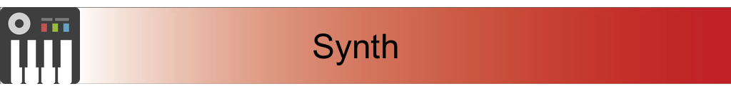 synth, synthesizer